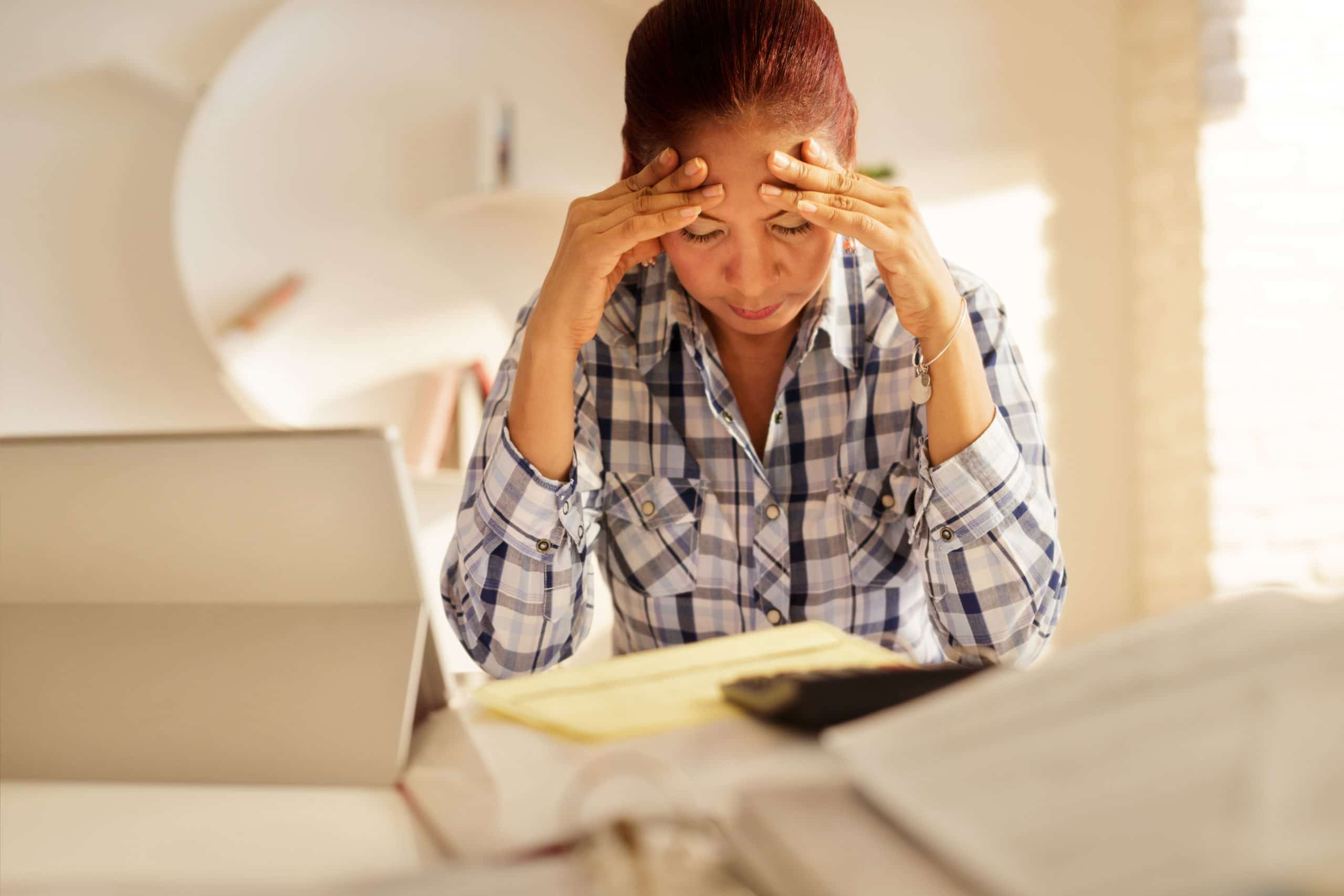 Overcoming Financial Depression with Seven Steps