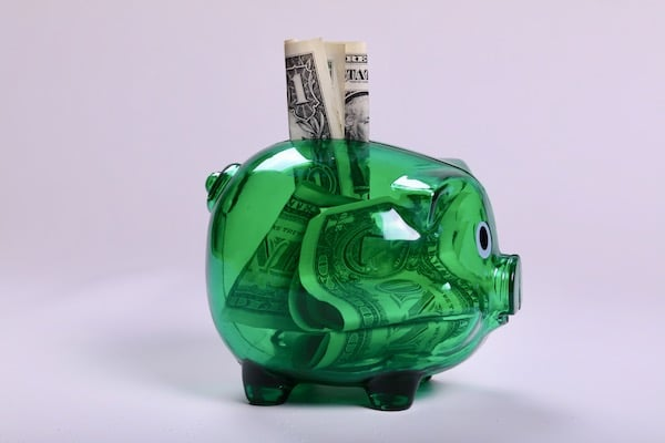 Saving Money in Clear Banks