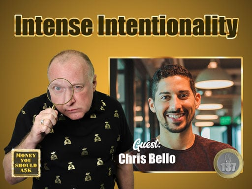 Intense Intentionality. Chris Bello