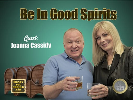 Be In Good Spirits. Joanna Cassidy