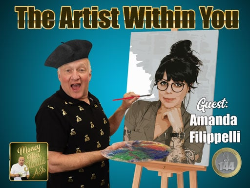 The Artist Within You. Amanda Filippelli