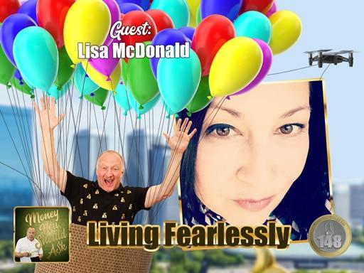 Living Fearlessly. Lisa McDonald